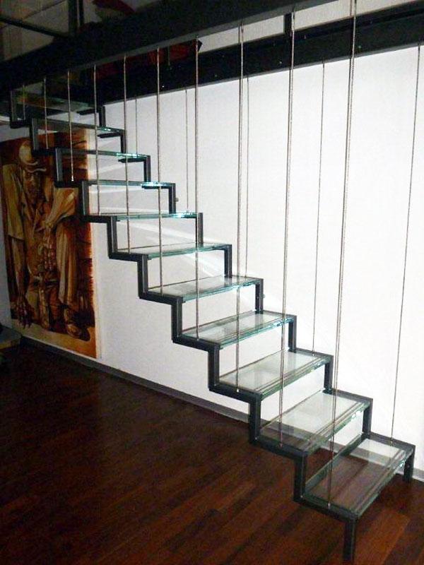 Geländer und Fenstergitter