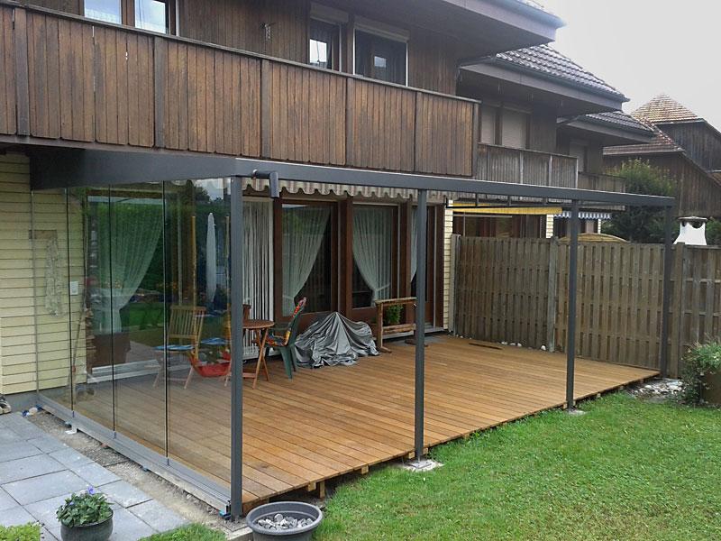 windschutz free with windschutz latest mit sicht und. Black Bedroom Furniture Sets. Home Design Ideas